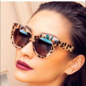 Quay Australia x Shay Jinx Cat Eye Sunglasses
